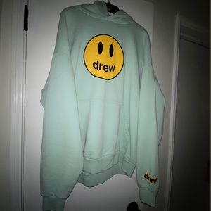 House of Drew Mascot Hoodie-Mint size Small